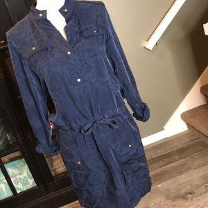 Diane von Furstenberg Selema Cargo Pocket Dress